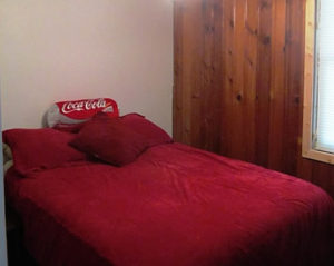 Up-North-Resort-Coke-bedroom